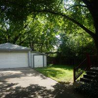 2111 Feldman Ave | Driveway, garage, backyard