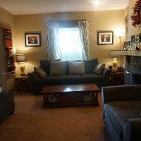 2111 Feldman Ave | Living room with furniture