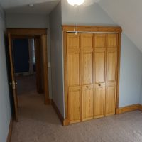 2111 Feldman Ave | Back bedroom 2 closet