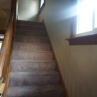 2111 Feldman Ave | Stairway, looking up
