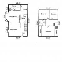 2111 Feldman Ave | Floor plan